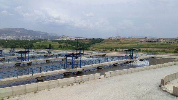 IMPROVEMENT  PLAN OF WASTE WATER TREATMENT OF ELAM CITY